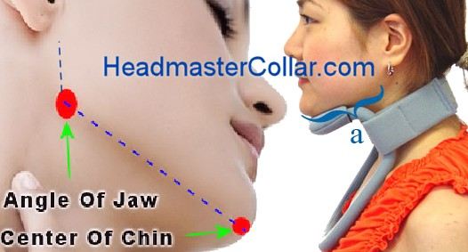 measuring headmaster collar