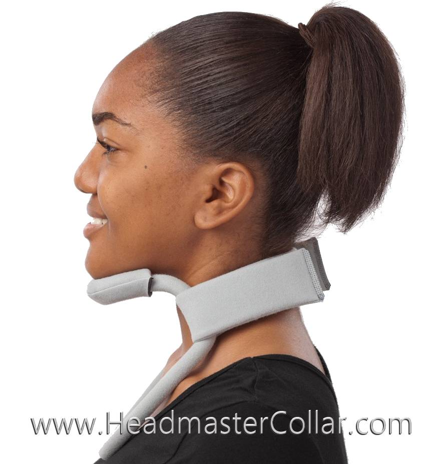 headmaster collar strap use